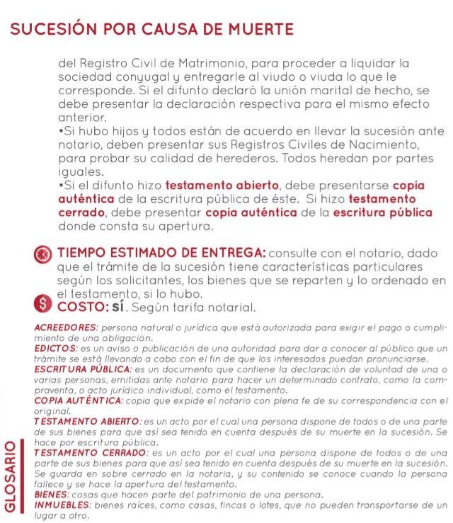Registro De Matrimonio Catolico En Notaria : Notarias colombianas